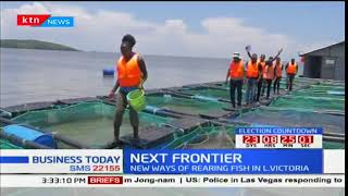Next Frontier - 2nd October 2017 - Success stories over Lake Victoria Fish Farms