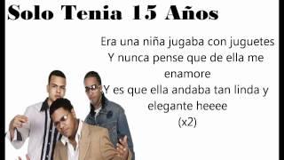 Solo Tenia 15 Años - Grupo Optimo ♦♦ Letra ♦♦