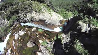 preview picture of video 'Barranco de Fuen Blanca'