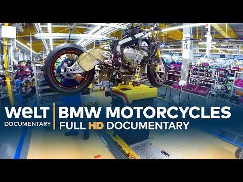 BMW Motorcycles - Worlds Biggest Motorbike Factory | Full Documentary