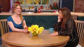 Patti Murin (aka Anna) Talks Disney's Frozen On Broadway