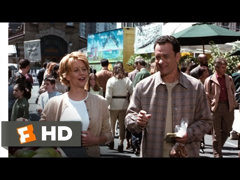 You've Got Mail (3/5) Movie CLIP - NY152 (1998) HD