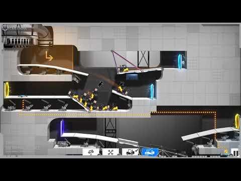 Видео № 1 из игры Bridge Constructor Compilation [PS4]