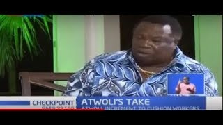 Atwoli defends MPS' pay hike and House allowances | Checkpoint | Part 2