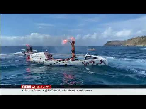 One Brave Thing: Rowing Solo Across the Atlantic