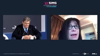 Intervento di Emanuela Falcetti al 37° Congresso Nazionale SIMG