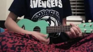 La Vie en Rose ukulele cover