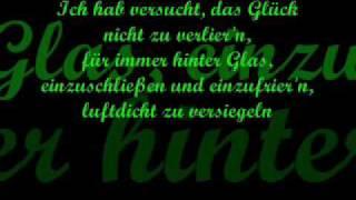 Christina Stürmer - Scherbenmeer (Lyrics)