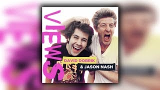 Money Buys Happiness (Podcast #2) | VIEWS With David Dobrik And Jason Nash