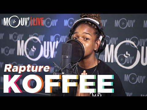 Koffee Rapture Live Mouv Studios