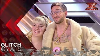 They can rap, they can twerk: they've got the X Factor | Auditions 1 | The X Factor 2018