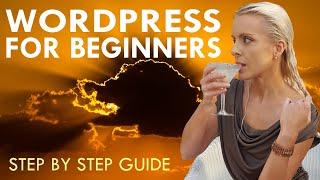 How To Make A WordPress Website ~ 2019  ~ A WordPress Website Tutorial For Beginners