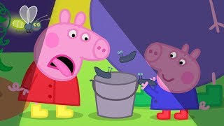 Peppa Pig Official Channel | Peppa Pig Finds Slugs in Grandpa Pig's Garden