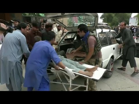 Αφγανιστάν: Τουλάχιστον 62 νεκροί από επίθεση σε τέμενος…