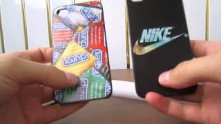 Посылка из Китая №11 Чехлы для IPhone 4/4S
