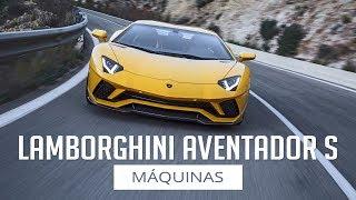 Máquinas - Lamborghini Aventador S
