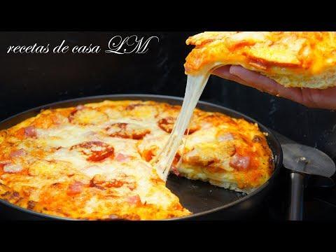 PIZZA RELLENA MAS COMO HACER MASA PARA PIZZA