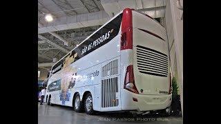 TRANSPBLICO 2017 - Marcopolo Paradiso G7 1800 DD (15 Metros) Scania