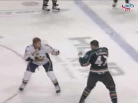 Zack FitzGerald vs Eric Neilson
