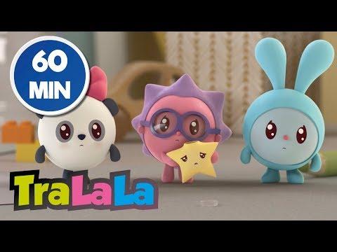 BabyRiki 60MIN (Vârful) - Desene animate  | TraLaLa