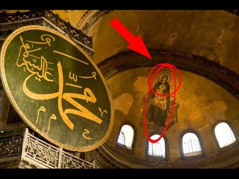 MASYA ALLAH !!! MASJID DI DALAM GEREJA - Berita Islam Terkini