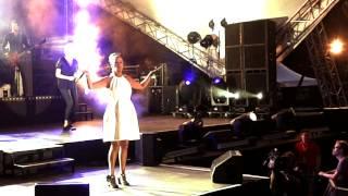 Stockholm Pride 2014 Eva Dahlgren och Efva Attling Show LIVE