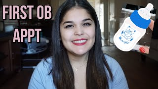 7 WEEKS PREGNANT! | FIRST PRENATAL VISIT | WHAT TO EXPECT & HOW TO PREPARE
