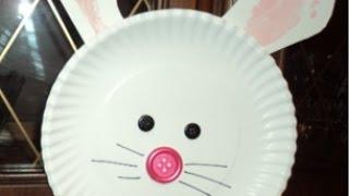 Make An Adorable Footprint Bunny - DIY Crafts - Guidecentral