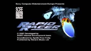 Rapid Racer SoundTracks (PSX) - Golden Sands Miami