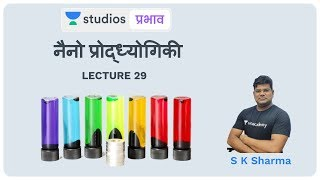L29: Nanotechnology (Part - 1) I Science & Technology (UPSC CSE - Hindi) I S K Sharma