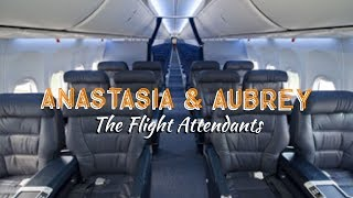 Content of the Week: Anastasia & Aubrey Presents The Flight Attendants