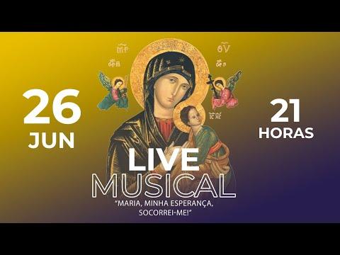 Live Musical Mariana 2021