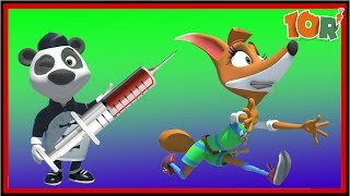Cartoon | Oddbods - BON APPETIT | Funny Cartoons For Children l 10 Friends  like Cartoon Oddbods.