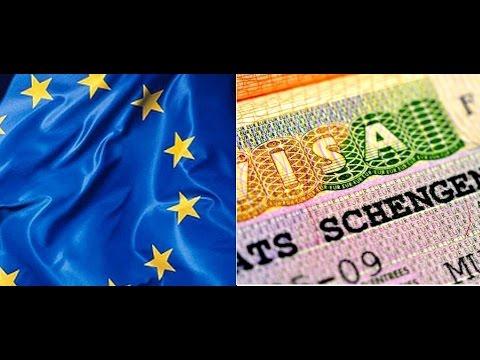 Шенгенские визы и Шенгенская зона