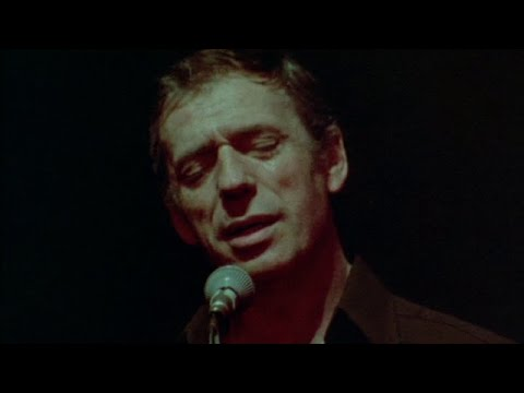 Yves Montand - Le temps des cerises (live Olympia 1974)