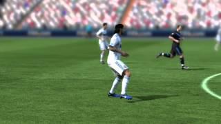 FIFA 11 по сети (игры с другом ) #1
