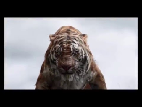 The Jungle Book 3D Movie 'On Hindi Song' Mowgli Best Mixing