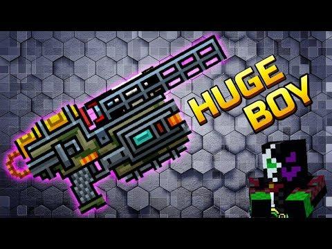 Huge Boy - Pixel Gun 3D