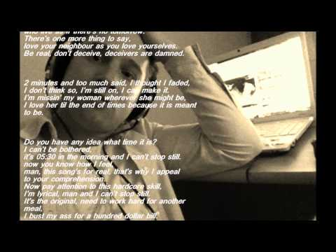 Dr  Dre featuring TheLPUnknown - The Message 2 (original with lyrics)
