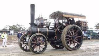 preview picture of video 'Echuca Steam, Horse & Vintage Rally, 2009'