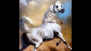 More 100 Of The Most Beautiful Painting, Drawing & Sculpture Of Horse 乂❤‿❤乂