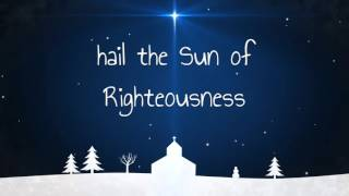 Hark the Herald Angels Sing  - Kid's Version w/ Lyrics