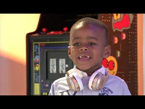 DJ ARCH JNR'S MESSAGE ON UNICEF WORLD CHILDREN'S DAY