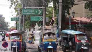 preview picture of video 'Rambuttri Village, Bangkok'
