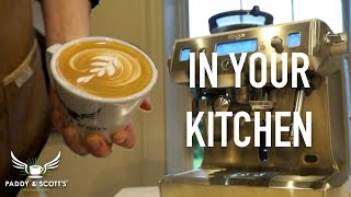 The Perfect Coffee Machine For Home