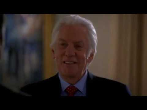 One of the best scenes by Donald Sutherland Commander In Chief