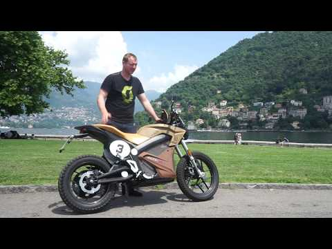 Zero DS ZF 13.0 reviewed around the Lake Como