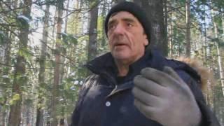 Дальнобойщик из Красноярска, 4 дня ждал помощи в кювете