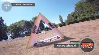 Mac FPV - DR1 DHL Champions Series - La Mothe Chandeniers