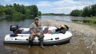 Рыбалка в хабаровском крае на реке хор